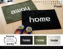 Floyd Home & Away Rug /フロイド ホーム & アウェイ ラグ玄関マット マット 70cm × 50cm