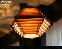 ZEONG Wood pendant light / ジオング ウッド ペンダントライトAPROZ / アプロス 照明 ランプ 天井 木 無垢 AZP-567-...