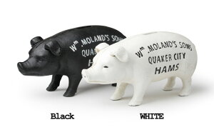 HamsStandingPigBank/ハムズスタンディングピッグバンクdetail/ディテール貯金箱貯金pigピッグバンク豚オブジェ動物【あす楽対応_東海】