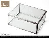Oni Box [ Large ] / オニ ボックス [ ラージ ] NKUKU / ヌクク ショーケース ガラスケース スチール コレクションケース ジュエリーケース case 【あす楽対応_東海】