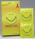 オカモト スマイリーフェイス(SMILEY FACE)12個入(避妊具・スキン・コンドーム)期限2010/9月