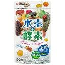ショッピングサプリ <お取り寄せ商品>【ユーワ】 水素+酵素 90粒 【サプリメント】