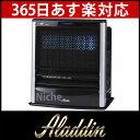 アラジン 石油遠赤ファンヒーター AJ-F38D(K) ブラック[あす楽]