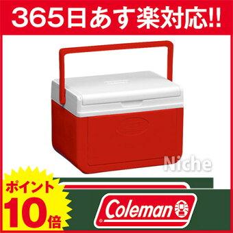 【あす楽】コールマンテイク6(レッド)[3000001356]