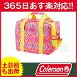 【ポイント10倍】コールマン クーラーバッグ/15L (フォリッジ/ピンク) [ 2000022230 ][P10]