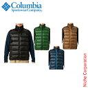 コロンビア ロッカウェーデンスベスト《男性用》[PM1960]Rockaway Dens Vest[columbia コロンビア Men's メンズ ダウン フェザー ベス..