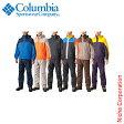 【送料無料】コロンビア(Columbia)グラスバレーレインスーツPM0003 [男性用 men's 雨具 レイン 防水 ]【あす楽_年中無休】