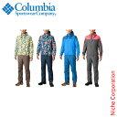 【送料無料】コロンビア(Columbia)ティートンタワーズレインスーツPM0055 [男性用 men's 雨具 レイン 防水 ]【あす楽_年中無休】