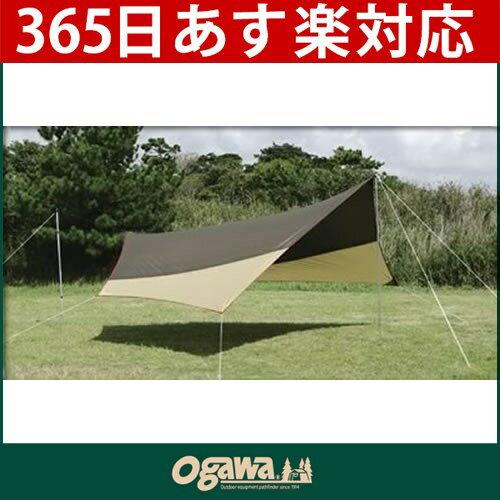 小川キャンパル テント システムタープヘキサDX