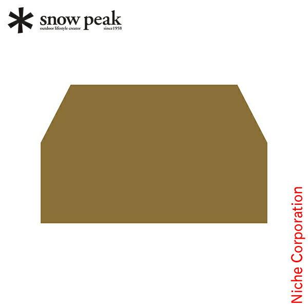 スノーピーク ランドロック用グランドシート TP-670-1 Land Lock Grandsheet【スノー ピーク shop in shopオートキャンプ テント タープ 】 SNOW PEAK [P5] あす楽 キャンプ用品