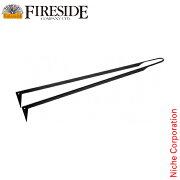 ファイヤーサイドファイヤーバード [ 23643 ][ 火ばさみ | 火掻き棒 | ファイヤーツール | ファイヤーサイド Fireside ][ ファイヤーサイド fireside ][あす楽]
