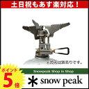 スノーピーク ギガパワーマイクロマックス [ GS-110AR ] [ SNOW PEAK スノーピーク shop in shopキャンプ 用品 ][nocu][P5][あす楽]