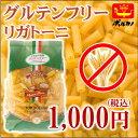 グルテンフリー 小麦不使用 アレルギー対応【グルテンフリーパスタSi リガトーニ (454