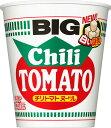 日清食品 【BIG】 カップヌードル チリトマトヌードル ビッグ 107g カップ 12個