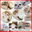 MB489メール便【送料無料】【HenryCats&Friendsコインパース】ニャンニャン10種類ネコの財布 CAT猫小銭入れコインケースヘンリーキャッツ&フレンズのシェイプドポーチも販売中