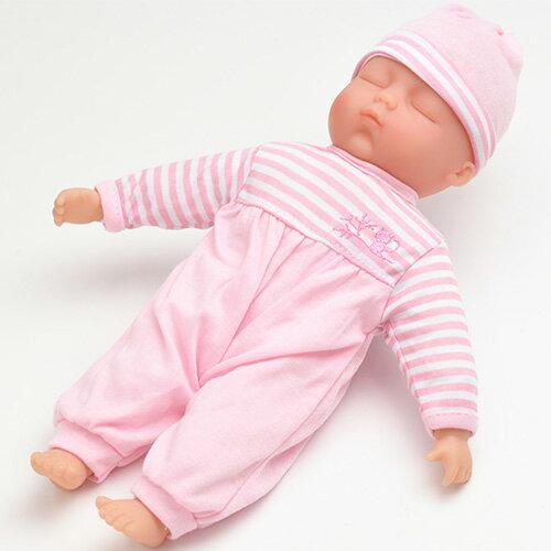 ピーターキンスリーピングベビーぬいぐるみ誕生日プレゼント人形ドール女の子女子供出産祝い3歳4歳5歳人