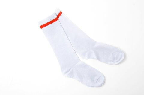 【メール便送料無料】【訳ありB品】赤ライン靴下ソックス エヴァンゲリオン コスプレ コスチューム
