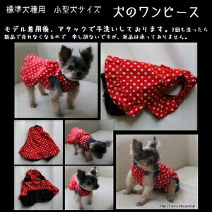 The dog clothes gifts! Dog, such as a standard breed small dog size dog clothes nideru original Chihuahua Yorkie Yorkshire Terrier poodle Maltese Shih Tzu Pomeranian clothes were