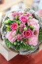 季節のお花を使ったおまかせブーケ【送料無料】【花束 ギフト】【クリスマス】【スタイリッシュ】【ギフト 誕生日 花】【花を贈る】