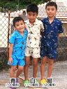 琉神マブヤーオリジナル子供アロハ  10P01Oct16