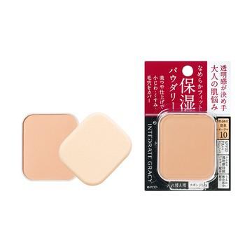 資生堂 インテグレート グレイシィ モイストパクトEX(レフィル) オークル10 明るめの肌色