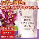 初回限定 お腹の脂肪に 葛の花イソフラボンスリム(12