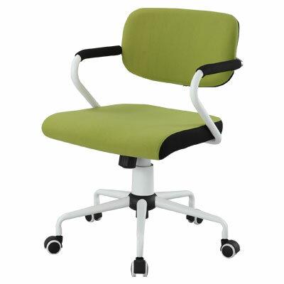 オフィスチェアー オフィスチェア キャスター付 パソコンチェア PCチェア pcチェア 椅…...:nihoninterior:10024584