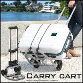 キャリー キャリーカート 軽量 コンパクト 折りたたみ ハンドキャリー折り畳み 収納 旅行かばん 旅行用品 スーツケース トラベル 買い物 ショッピング バッグ 荷物 キャリーケース 運搬 おしゃれ あす楽対応