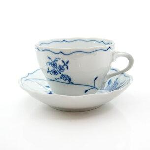 カールスバード オニオン コーヒー ソーサー