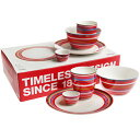 44063 イッタラ (iittala) oligo Origo red starter set 8pcs treasuring