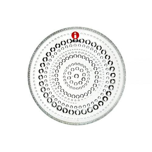 イッタラ (iittala) カステヘルミ プレート 10cm クリア【※ラッピング不可商品※】の写真