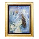 マイセン (Meissen) 陶板画 花飾りの帽子の女 オリジナルマスターピース 1996年作 935218a-9m221