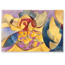 マイセン (Meissen) 陶板画 ウニカート 公園の秋 #011/94 1994年作 証明書付