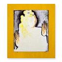 マイセン (Meissen) 陶板画 ウニカート ある女のプロフィール (右を向いた婦人)#274/97 1997年作 証明書付