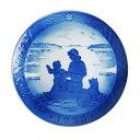 【送料無料祭】ロイヤルコペンハーゲン イヤープレート 1958年 グリーンランドの陽射し【あす楽対応】【10P03Dec16】