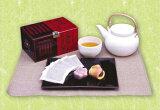 プレゼントにギフトに最適!椿のお茶!ルイボス・杜仲葉等ブレンド!元気つくも茶(50包入り)
