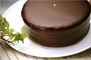 ザッハトルテ マラソン チョコレート バースデーケ