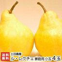 家庭用 新潟産 ル・レクチェ お試し 小玉4個(約1kg) ...
