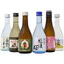 【新潟清酒】新潟辛口飲み比べ 300ml×6本セット【送料無...