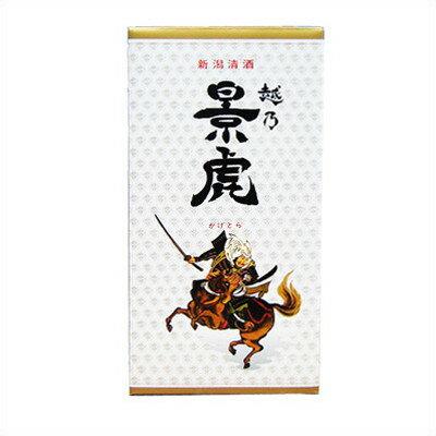 越乃景虎 カートン1.8L 2本用の商品画像