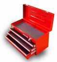 ショッピング引き出し 【送料無料】工具箱 3段 引き出し ツールボックス TB-3