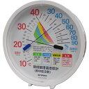 ショッピング熱中症 環境管理温湿度計 TM-2484