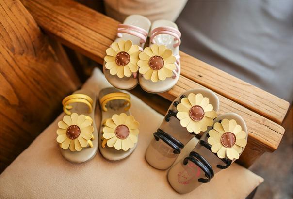 子供サンダル女の子ガール靴16-185CMキッズシューズビーチサンダルカジュアルサンダル子供シューズ