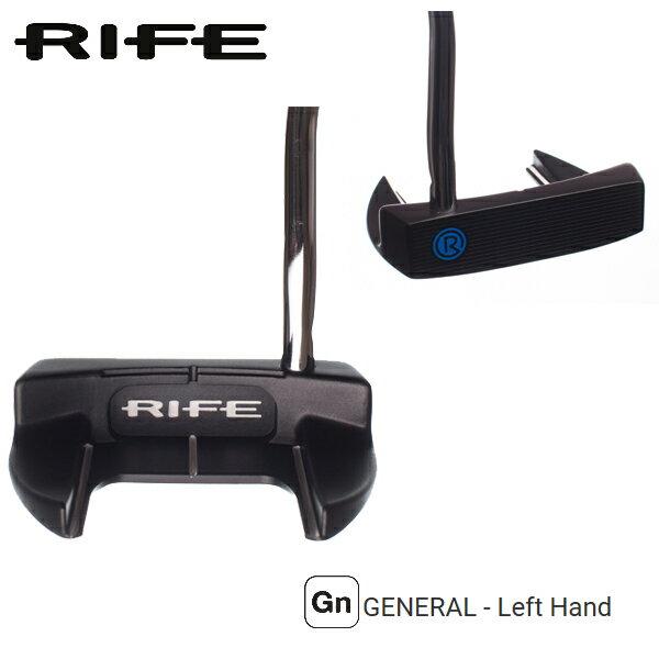 【左利き用】RIFE PUTTER/ライフパターGENERAL/ゼネラル日本正規品【送料無料】