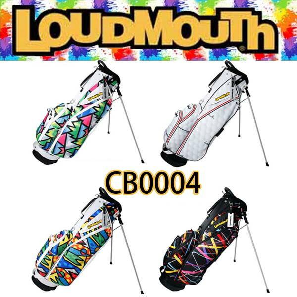 ラウドマウスゴルフLM-CB0004 7型スタンド式キャディバッグLOUDMOUTH GOLF【送料無料】