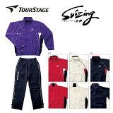【2013年】ブリヂストン ツアーステージ BS新 水神レインウェア上下セット 83T33TOURSTAGE/Suizing【】