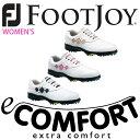 【送料無料】Foot Joy/フットジョイ e-COMFORT/eコンフォート #98508 #98522 #98530女子プロに大人気【smtb-tk】