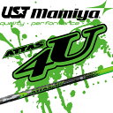 UST Mamiya/マミヤ ATTAS 4U 【アッタス フォーユー】 (アッタス4U)【新品未使用】【送料無料】【smtb-tk】【アッタス 4U】