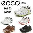 【2015年モデル】【メンズ】 ECCO/エコーBIOM G2/バイオムG2130614ゴルフ シューズ【送料無料】