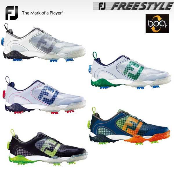 2016年モデル Foot Joy/フットジョイ FREE STYLE BOA/フリースタイルボア#57337/#57338/#57334/#57339/#57335【送料無料】